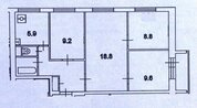 Москва, 3-х комнатная квартира, Щелковское ш. д.12 к3, 8200000 руб.