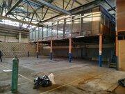 Производственно-складское помещение 1068 кв.м., 4200 руб.