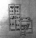 Квартира без отделки г. Домодедово, мкр. Авиационный, пр-т Туполева