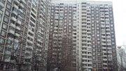 Продажа 1 комнатной квартиры м.Братиславская (улица Верхние Поля)