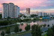 Продажа 3-х конатной квартиры в мкр Северное Чертаново