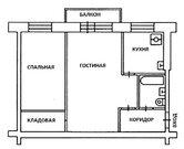 Ногинск, 2-х комнатная квартира, ул. Энергетиков д.7, 1550000 руб.