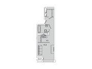"""Продается 1-к. квартира, 32 кв.м. в ЖК """"sreda"""""""