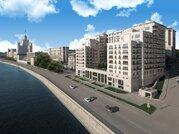 2-х комнатная квартира 78 кв. м в доме deluxe на набережной Москва .