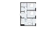 Видное, 2-х комнатная квартира, Березовая д.20, 4550000 руб.