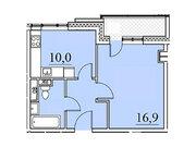 """Продается 1-к. квартира, 39 кв.м. в ЖК """"Парк Легенд"""""""