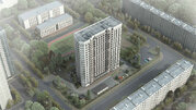 Москва, 2-х комнатная квартира, Яна Райниса б-р. д.вл.4, корп.3, 11079900 руб.