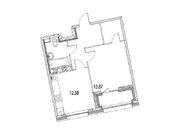 """Продается 1-к. квартира, 42,86 кв.м. в ЖК """"Зиларт"""""""