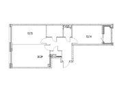 """Продается 2-к. квартира, 68,79 кв.м. в ЖК """"Зиларт"""""""