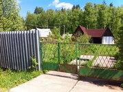 Бревенчатый дом 80 кв.м. 10 соток у леса. Газ по границе. 50 км. МКАД., 2750000 руб.