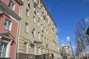 Продажа квартиры-студии 55м2 на Новинском бульваре, д 13.