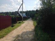 Дача на 6 сотках вблизи г. Руза, 90 км. от МКАД, 900000 руб.
