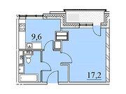 """Продается 1-к. квартира, 38,8 кв.м. в ЖК """"Парк Легенд"""""""