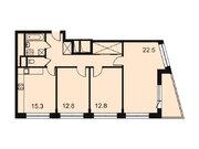 """Продается 3-к. квартира, 86,6 кв.м. в ЖК """"Парк Легенд"""""""