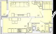 Мытищи, 1-но комнатная квартира, Ярославское ш. д.93, 3536000 руб.