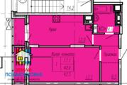 Мытищи, 1-но комнатная квартира, ул. Первомайская д.10, 2500000 руб.