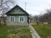 Продается земельный участок с домом в г. Пушкино, 4900000 руб.