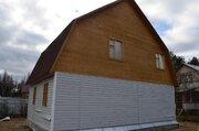 Дача 6 соток с 2-х этаж. домом 80 м2 возле г.Голицыно, Одинцовский МО, 2800000 руб.
