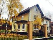 Кирпичный дом 400 м2, чистовая отделка, газ и свет, Калужское ш 24 км, 28000000 руб.