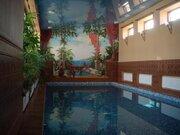Добротный коттедж с бассейном в посёлке на Новорижском шоссе 6 км, 212920560 руб.