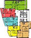 Продается 3-х комн. квартира в 84 кв.м. в ЖК Московские Водники
