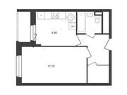 """Продается 1-к. квартира, 40,51 кв.м. в ЖК """"Альфа Центавра"""""""
