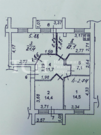 Ивантеевка, 3-х комнатная квартира, ул. Трудовая д.12, 6500000 руб.