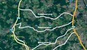 Продаётся земельный участок 58,6 Га в Звенигороде под девелопмент., 1500000000 руб.