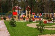 Роскошный деревянный дом в сосновом бору рядом с Подольском, 32500000 руб.