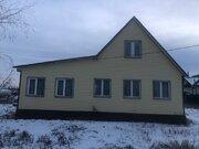 Жилой дом, 90 кв.м, г. Чехов, 47 км от МКАД., 2990000 руб.