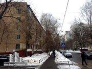 2х к. квартира, г. Москва, ул. Стрелецкая д. 16