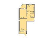 """Продается 2-к. квартира, 60,1 кв.м. в ЖК """"Кварталы 21/19"""""""