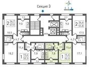 Москва, 1-но комнатная квартира, к4АБ д., 3564000 руб.