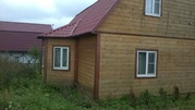 Брусовой дом в д. Никольское, 23000 руб.