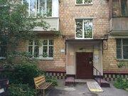 Двухкомнатная квартира в Москве, метро Первомайская