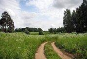Высокий участок в стародачном месте 50 км от Москвы, 500000 руб.