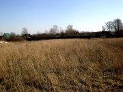 Участок в деревне опалево, 1600000 руб.
