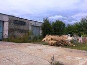 Продается одноэтажное бетонное здание 1300 кв.м. участок 55 соток., 17000000 руб.
