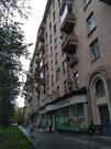 Прекрасная двухкомнатная квартира 55 метров в сталинском доме с .