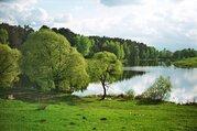 Участок 4 или 8 соток, у леса, на берегу реки г. Климовск, СНТ Дубрава, 900000 руб.