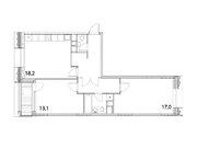 """Продается 2-к. квартира, 68,5 кв.м. в ЖК """"Зиларт"""""""