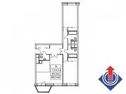 Апрелевка, 3-х комнатная квартира, ул. Жасминовая д.к12, 6162242 руб.