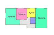 Москва, 3-х комнатная квартира, ул. Газопровод д.1 к6, 8000000 руб.
