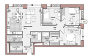 Москва, 4-х комнатная квартира, ул. Новослободская д.24, 45657000 руб.