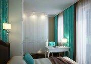 Продается 2х этажный таунхаус, 96 кв.м. на участке 1 сотка, 10200000 руб.