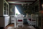 Дом с ремонтом в английском стиле и обстановкой на при лесном участке, 10900000 руб.