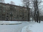 3-комнатная квартира в 8 минутах ходьбы от метро Текстильщики