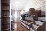 Москва, 3-х комнатная квартира, ул. Твардовского д.4 к3, 17500000 руб.