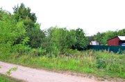Продается 10,5 соток в поселке Икша, 1200000 руб.