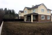 Новый коттедж под ключ в готовом поселке бизнес класса Мартемьяново 4, 21900000 руб.